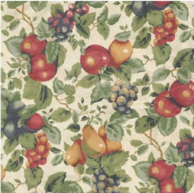 SONOMA FRUITS SELF-ADHESIVE CONTACT PAPER SHELF LINER