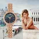 Women Watches Rose Gold Silver Ladies Bracelet Watch Female Quartz Wristwatch