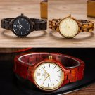 Wooden Watches for Men/Women Relogio Masculino Steel