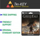 Greedfall PC Key Steam