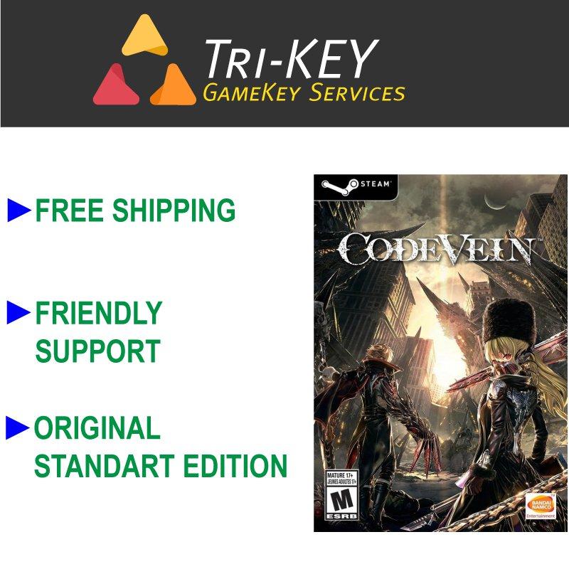 Code Vein PC Key Steam