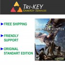 Monster Hunter World PC Key Steam