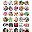 Movies ~ CHOOSE 1 ~ - 1.5 inch pinback button, clip or magnet