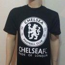 Chelsea FC Pride Of London   Black   - T Shirt Tee  -  Football club Soccer