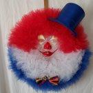 Clown Wreath
