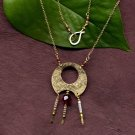 Disk Necklace SALE
