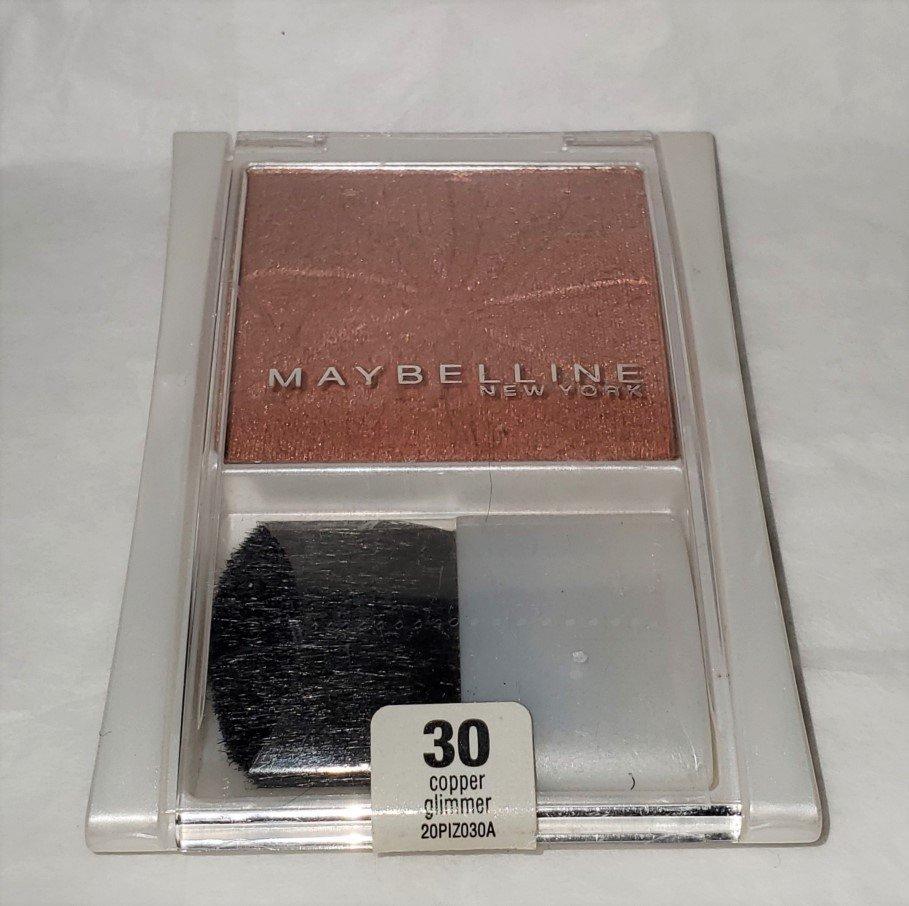 Maybelline expertwear shimmer powder Copper Glimmer 30