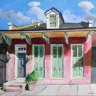 Burgundy St. Cottage, New Orleans