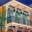 Esplanade Avenue Balcony, New Orleans