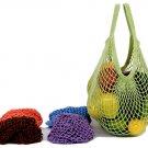 Eco-Friendly Eco Bags Reusable Classic String Market Bag Cotton Tote
