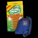 Dog Waste Bags Dump it Onya Pouch with 25 BioBags Blue Wave