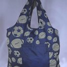 Reusable Tote Bag Eco-Friendly TuckerBags Soccer Football Sports