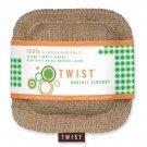 Twist Clean Eco-Friendly Ravioli Scrubby All Natural Scrubber