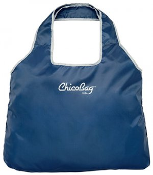 ChicoBag Vita Bags Eco-Friendly Shopping Reusable Tote in Dusk Blue
