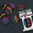 Hacky Sack Foot Bag Colorful High Quality Weave Bags