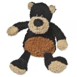 Mary Meyer Wuzzy Bear Cub Eco-Friendly Soft Plush Fuzz That Wuzz