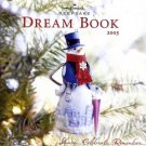 Hallmark 2005 Dream Book Keepsake Ornaments Catalog Collectible