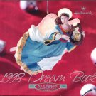 Hallmark 1998 Dream Book Keepsake Ornaments Catalog Collectible