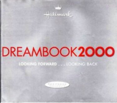 Hallmark 2000 Dream Book Keepsake Ornaments Catalog Collectible