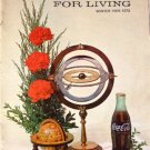 Coca-Cola Pause for Living Booklet Vintage Magazine Coke Winter 1969