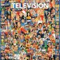 White Mountain Puzzles Television History Jigsaw Puzzle 1000 Piece NEW Sealed
