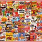 White Mountain Family Puzzles What's for Breakfast Jigsaw Puzzle 500 Pc NEW