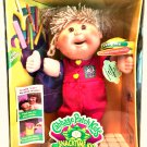 Cabbage Patch Kids Snacktime Kid RARE Doll Amelia Marla Mattel 1995