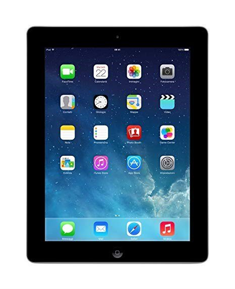 Apple iPad 2 16GB  WiFi Front And Rear Facing Cameras
