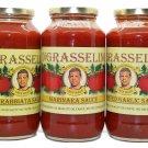 Roasted Garlic, Marinara, & Arrabbiata sauces combo 3 pack