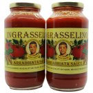 Arrabbiata Sauce by INGRASSELINO PRODUCTS 2 pack