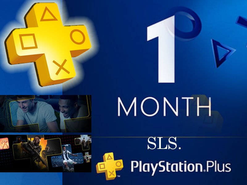 """Free Playstation PLUS """"Account"""""""