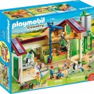 PLAYMOBIL Country 70132 Farm with Animals, for Children Ages 4+