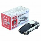 TAKARA TOMY Dream Tomica INITIAL D Toyota AE86 Trueno #145 Die-cast Model Car