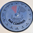 Bar Compass Mixed Drink Recipe Wheel