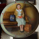 Norman Rockwell Collector Plate- Young Girls Dream - Knowles