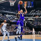 Kyle Kuzma Los Angeles Lakers Signed 16x20 Vs Memphis Photo Fanatics