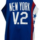 Julius Dr. J Erving 76ers NBA Street New York V.2 Mitchell Ness Jersey BAS Holo