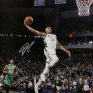 Giannis Greek Freak Antetokounmpo Signed Bucks 16x20 Vs Celtics Photo JSA