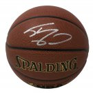 Shaquille O'Neal Signed Los Angeles Lakers Indoor Outdoor Basketball BAS