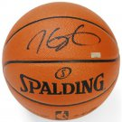 Kevin Durant Brooklyn Nets Signed Spalding Basketball Panini