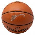 Allen Iverson Philadelphia 76ers Signed Spalding Basketball JSA ITP