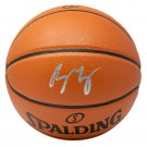 Kyle Kuzma Los Angeles Lakers Signed Spalding Replica Basketball Fanatics