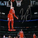 Zach Lavine Signed Chicago Bulls 16x20 Photo BAS