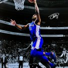 Joel Embiid Signed 16x20 Philadelphia 76ers Spotlight Photo Fanatics