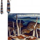 Necktie  Classic Art McMichel Canada