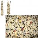 Necktie  Classic Art Abstract Exspressionism 1950 by Willem de Kooning