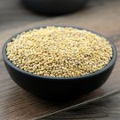 Bai Jie Zi 500g Semen Sinapis Albae White Mustard Seed Semen Brassicae
