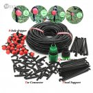 Drip Irrigation System Automatic Watering Garden with Adjustable Drippers