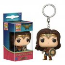 FUNKO POP Keychain Marvel Stranger Things Wonder Woman Game of Thrones With Box
