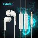 SAMSUNG Original Earphone Wired 3.5mm with Microphone for Samsung Galaxy S8/Edge